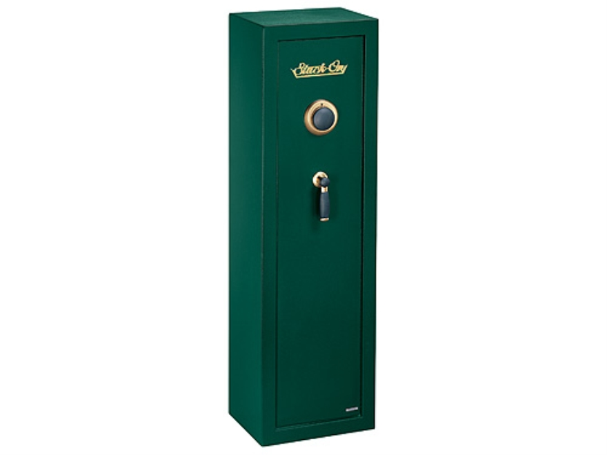 Stack-On 8-Gun Safe with Combination Lock Hunter Green