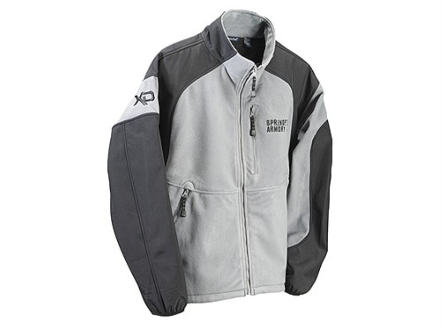 Springfield Armory XD Fleece Jacket Polyester