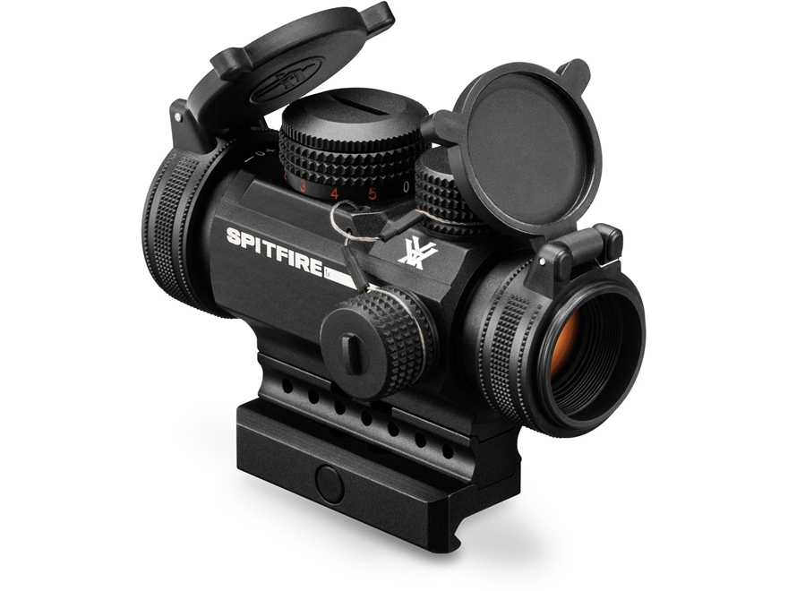 Vortex Spitfire Prism Sight 32mm 1x DRT Reticle Matte