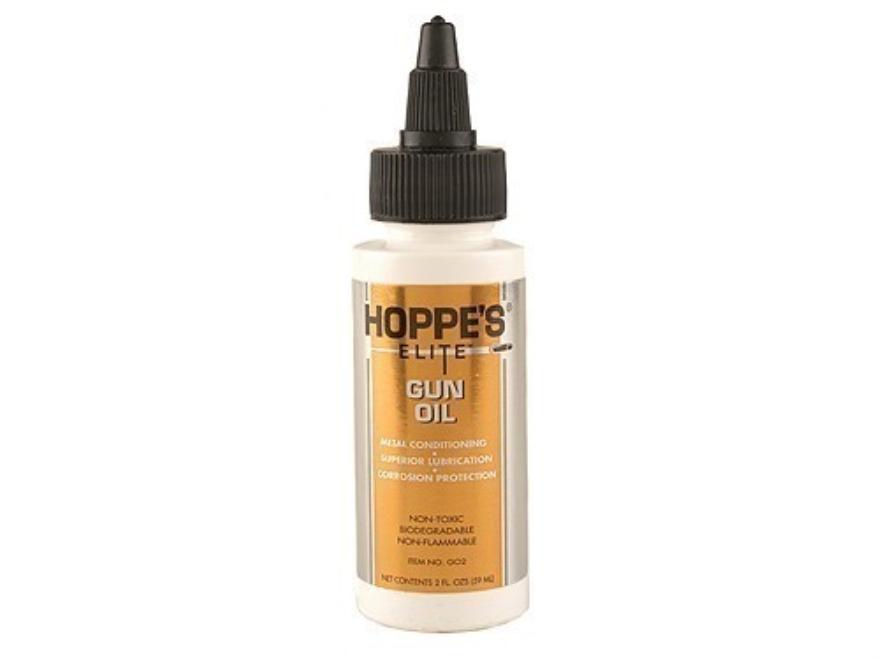 Hoppe's Elite Gun Oil Liquid