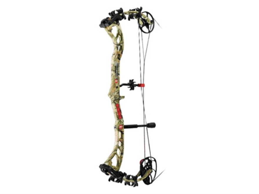 "PSE Bow Madness XS Compound Bow Right Hand 60-70 lb. 25""-30"" Draw Length Mossy Oak Break Up Infinity Camo"