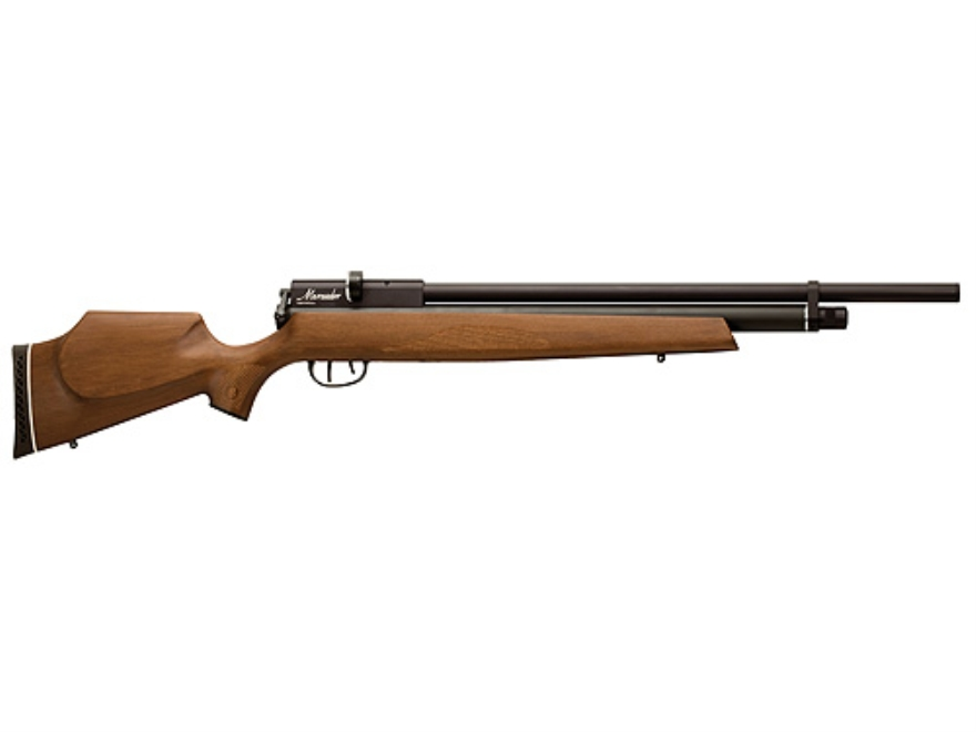 Benjamin Marauder PCP Air Rifle 177 Caliber Wood Stock Blue Barrel