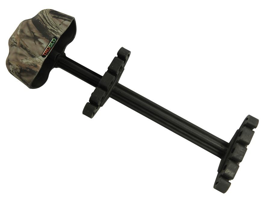 TRUGLO Loc-Down 4-Arrow Bow Quiver