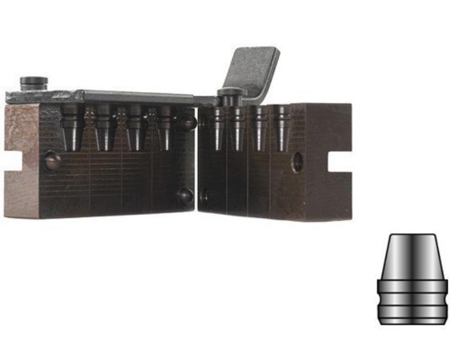 Lyman 4-Cavity Bullet Mold #452630 45 Caliber (452 Diameter) 200 Grain Flat Nose Bevel Base