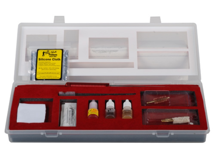 Pro-Shot Classic Professional Pistol Gun Cleaning Kit 44, 45 Caliber