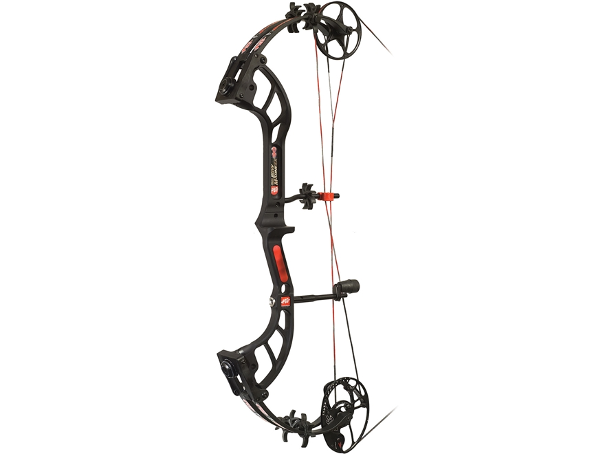 PSE Bow Madness 30 Compound Right Hand 60 70 Lb Black