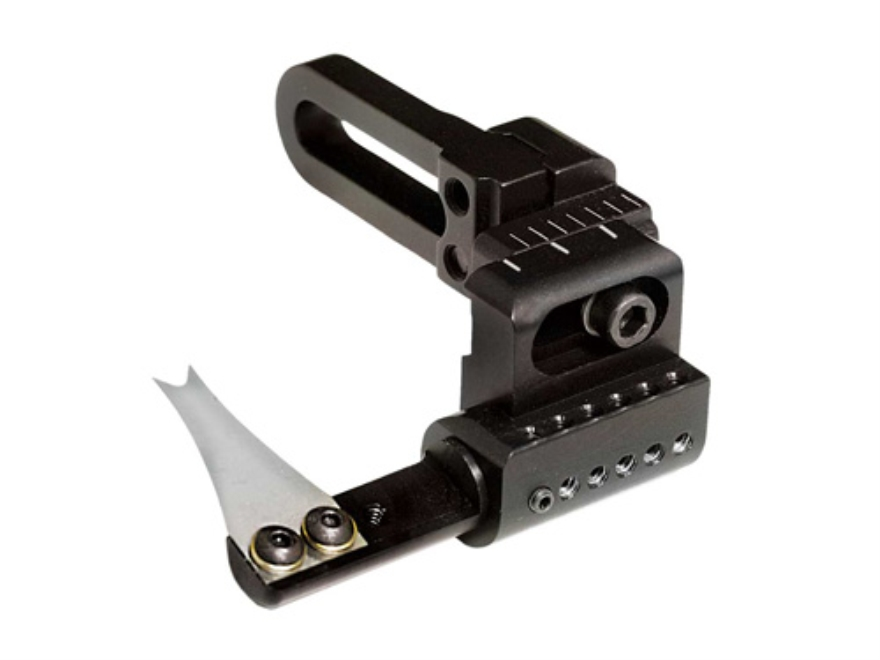 PSE Target Micro Launcher Arrow Rest Right Hand Aluminum Black