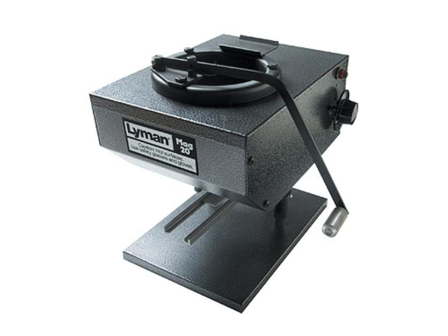 Lyman Mag-20 Electric Furnace 110 Volt
