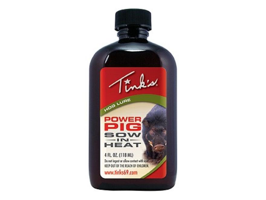 Tink's Power Pig Sow-in-Heat Hog Scent Liquid 4 oz