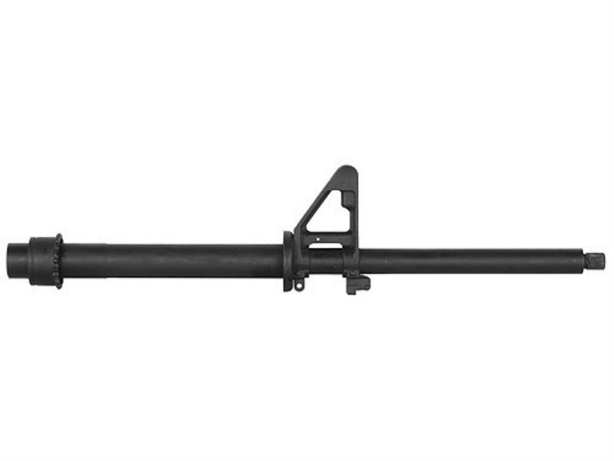 "Olympic UltraMatch Barrel AR-15 223 Remington Heavy Contour 1 in 10"" Twist 16"" Stainless Steel Black with Front Sight"