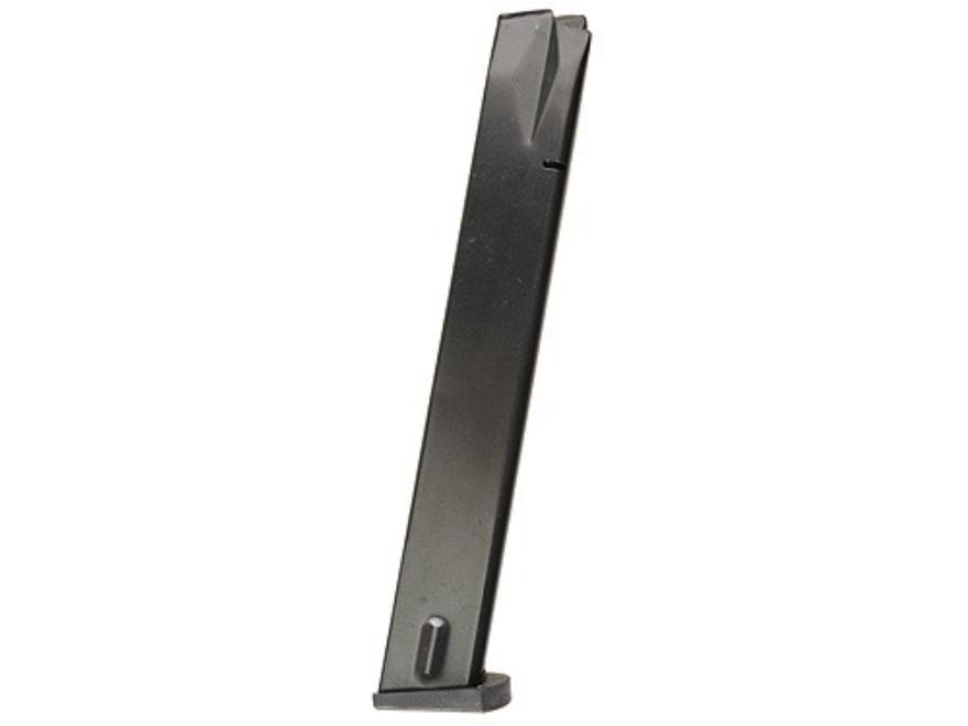 Triple K Magazine Beretta 92 9mm Luger 30-Round Steel Blue