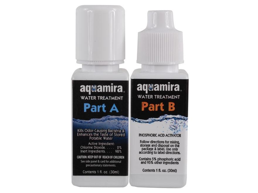 Aquamira Water Treatment Drops Liquid 1 oz