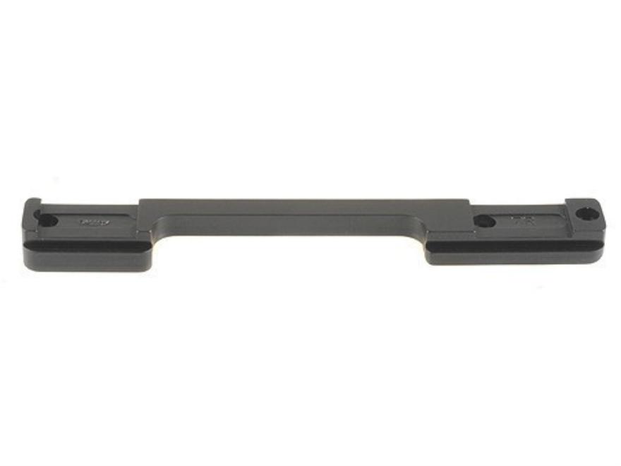 Talley 1-Piece Quick-Detachable Scope Base Remington 7, XP100 Matte