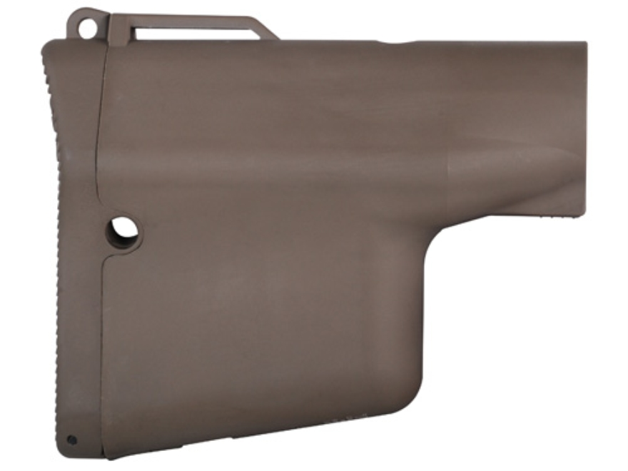 Troy Industries Battle Ax CQB Collapsible Buttstock AR-15, LR-308 Mil-Spec Diameter Polymer Flat Dark Earth