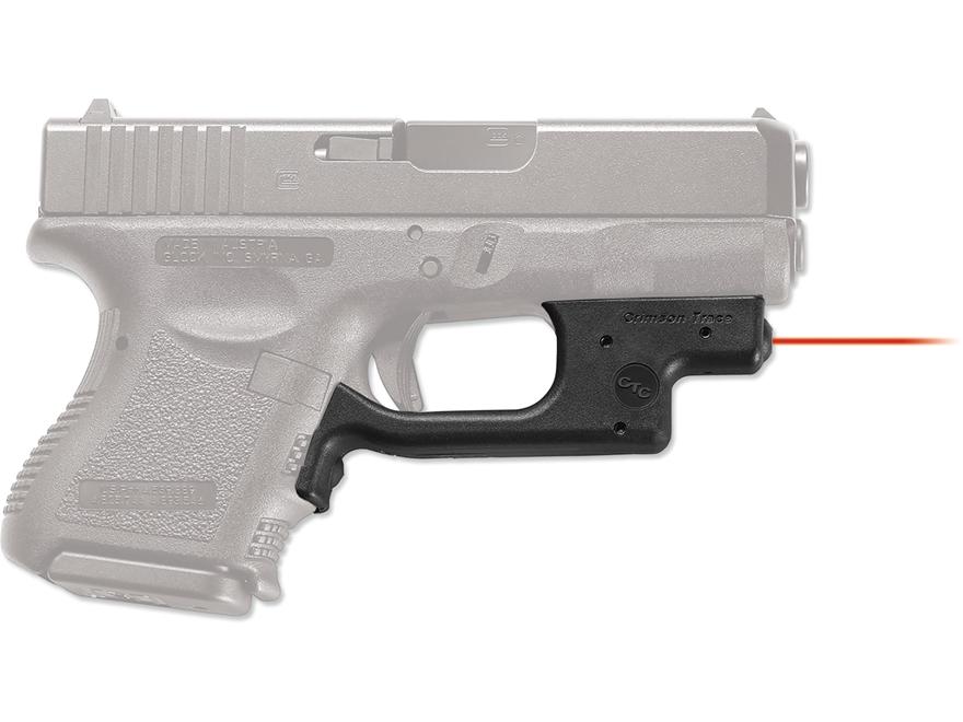 Crimson Trace Laserguard Glock Polymer Black