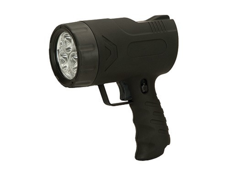 Cyclops Sirius 300 Handheld Spotlight LED with Rechargeable Battery Polymer Black