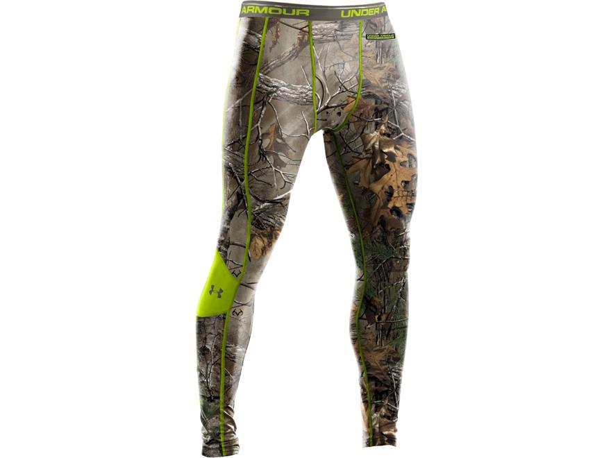 Under Armour Men's EVO Scent Control Base Layer Pants