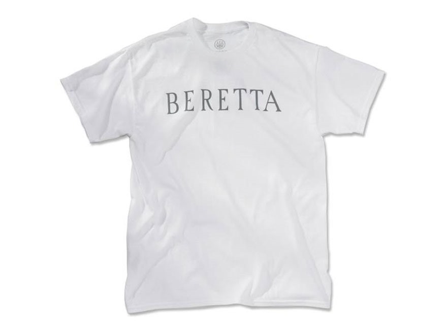 "Beretta Men's ""Beretta"" Short Sleeve T-Shirt Cotton"