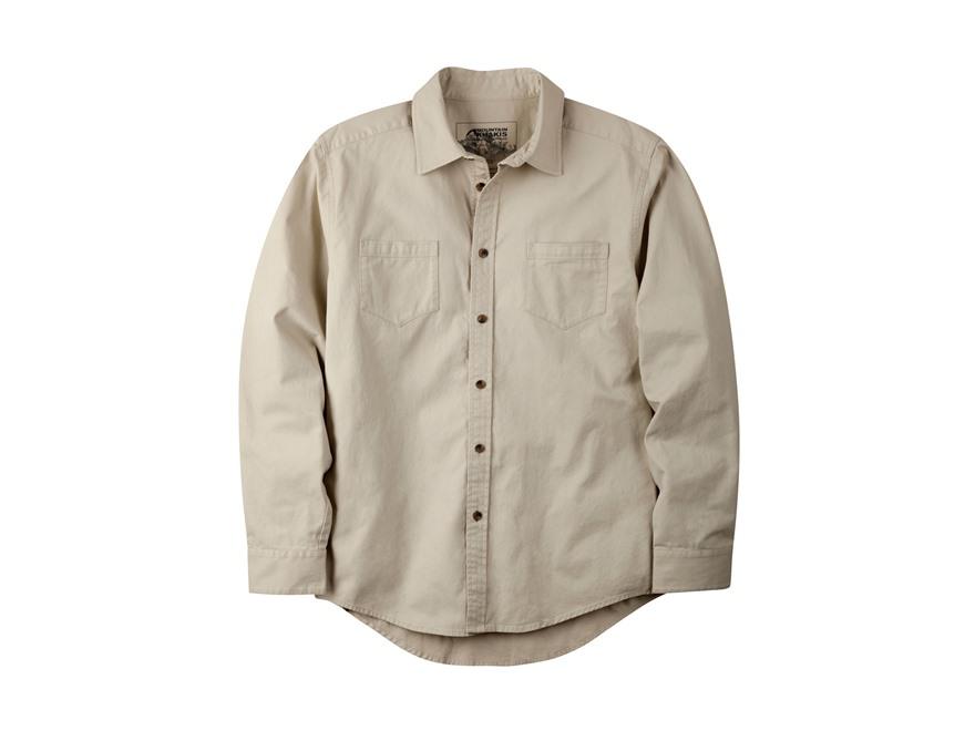 Mountain Khakis Men's Teton Twill Shirt Long Sleeve Cotton