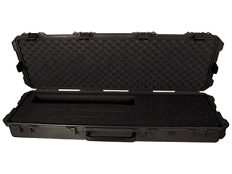 Pelican Storm Remington 870 Shotgun iM3200 Case with Custom Foam Polymer Black