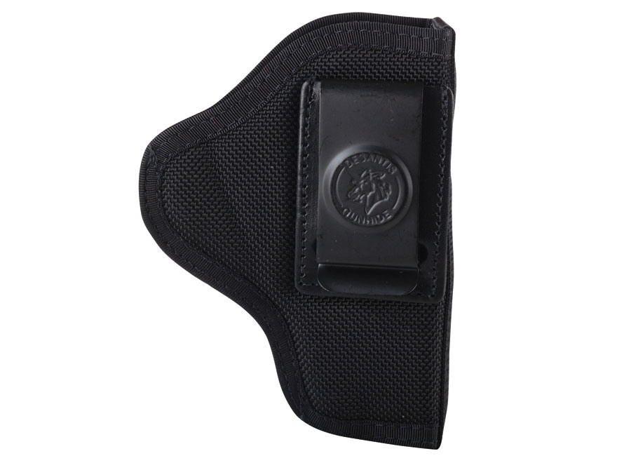 "DeSantis Pro Stealth Inside the Waistband Holster Ambidextrous S&W J-Frame, Ruger SP101 2.25"", LCR Nylon Black"