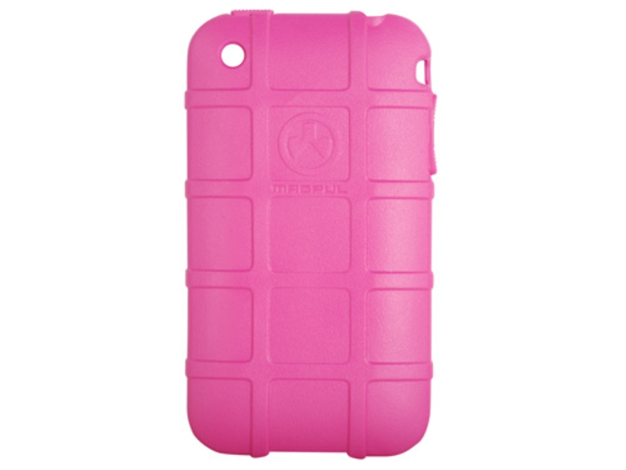 MagPul Apple iPhone Field Case 3G, 3GS Rubber Pink