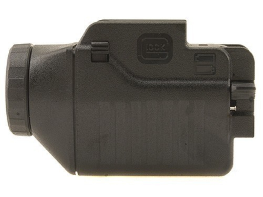 Glock Tactical Flashlight Xenon Bulb Polymer Black