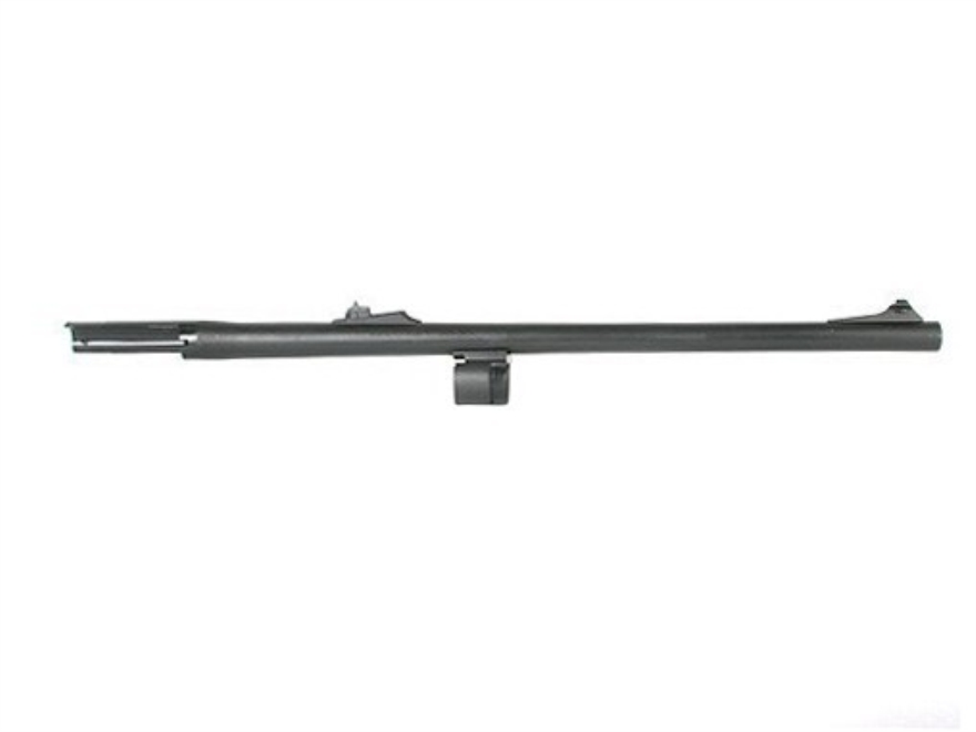 "Remington Slug Barrel Remington 1100 12 Gauge 2-3/4"" 21"" Rem Choke with Rifled Choke, Rifle Sights Blue"