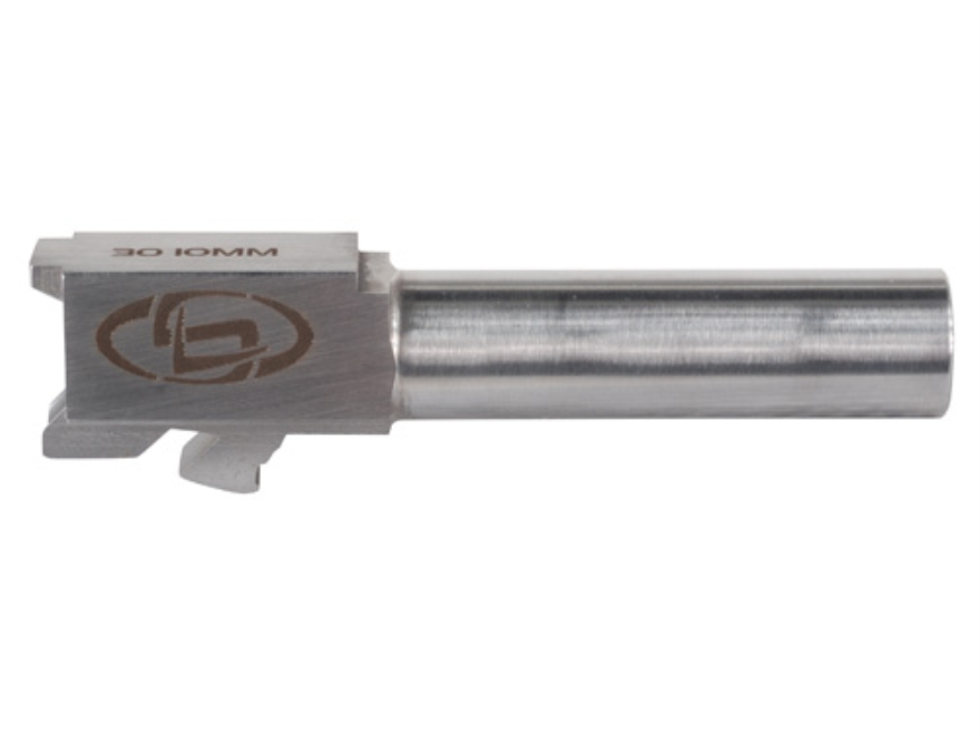 "Storm Lake Barrel Glock 30 45 ACP to 10mm Conversion 1 in 16"" Twist 3.78"" Stainless Steel"