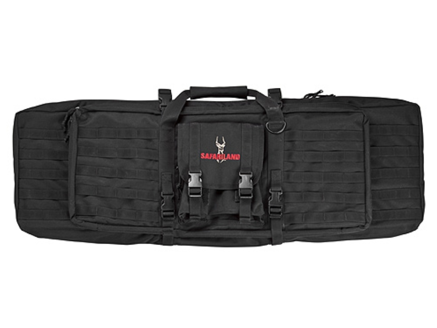 "Safariland 4552 Dual Rifle Gun Case 36"" Polyester Black"