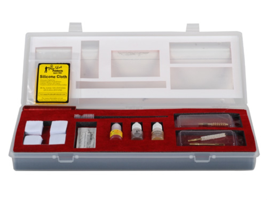 Pro-Shot Classic Professional Pistol Gun Cleaning Kit 22 Caliber