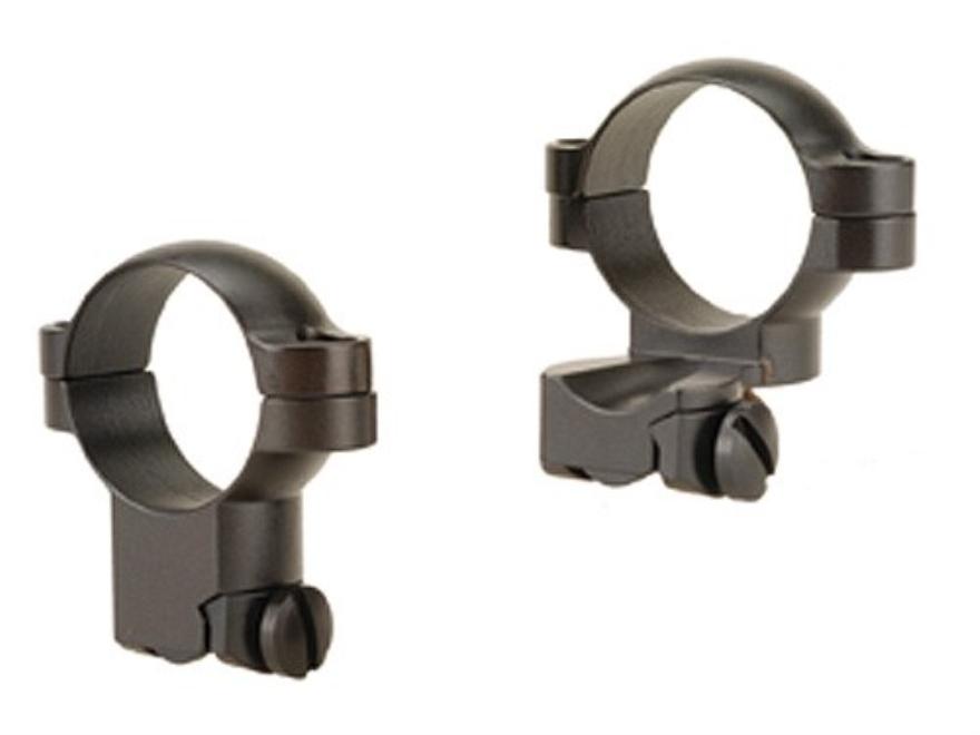 Leupold Ring Mounts Ruger 77