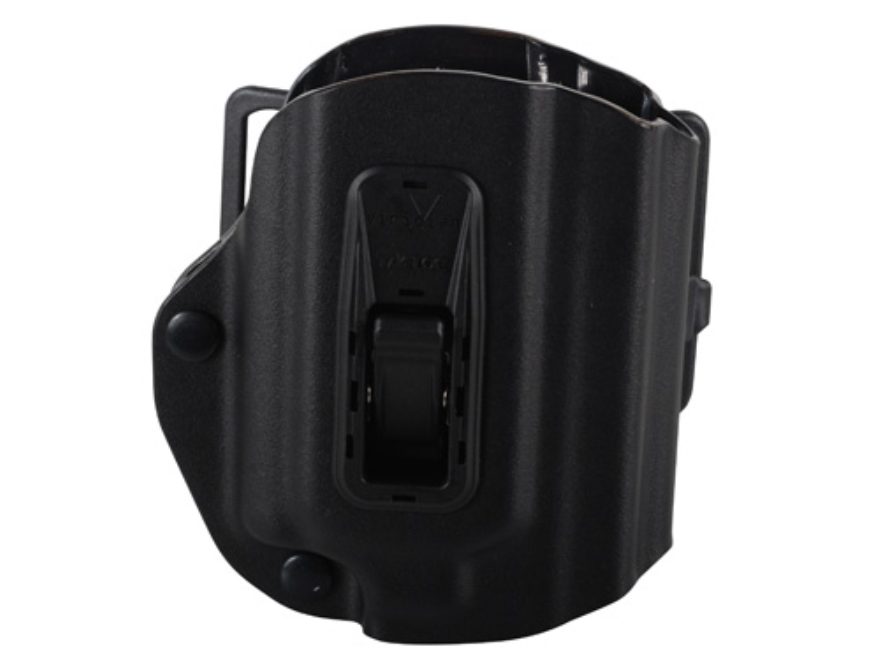 "Viridian TacLoc ECR Autolock Holster Right Hand Springfield XD 4"" with Viridian C5 Laser Kydex Black"