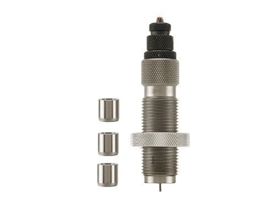 Forster Precision Plus Bushing Bump Neck Sizer Die with 3 Bushings 6mm BR (Bench Rest)