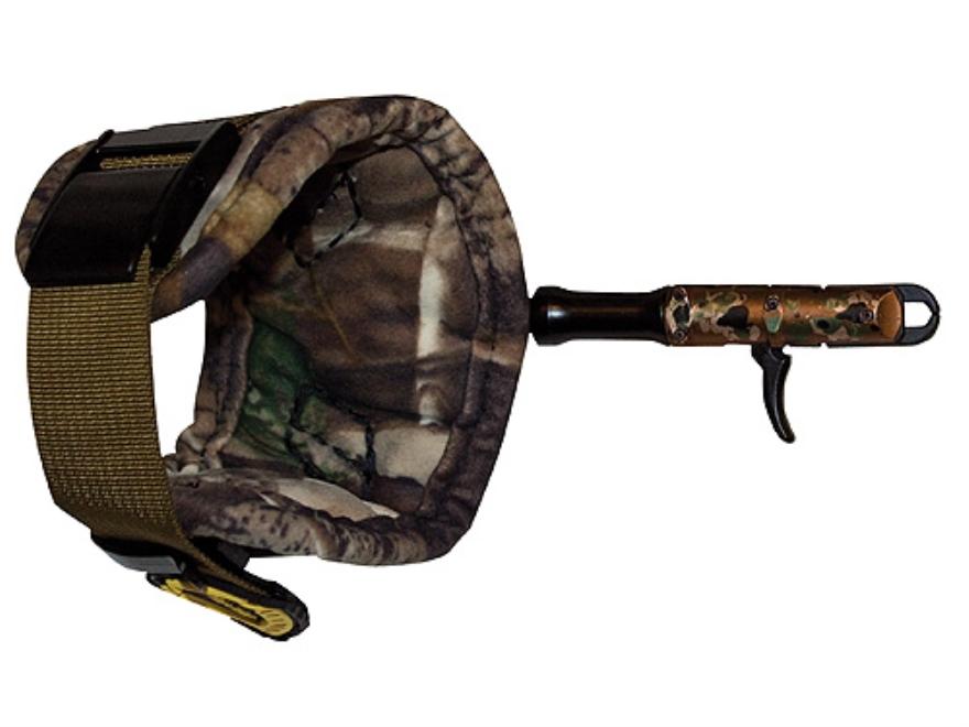 Tru-Fire Edge Hybrid Foldback Bow Release Buckle Wrist Strap Camo