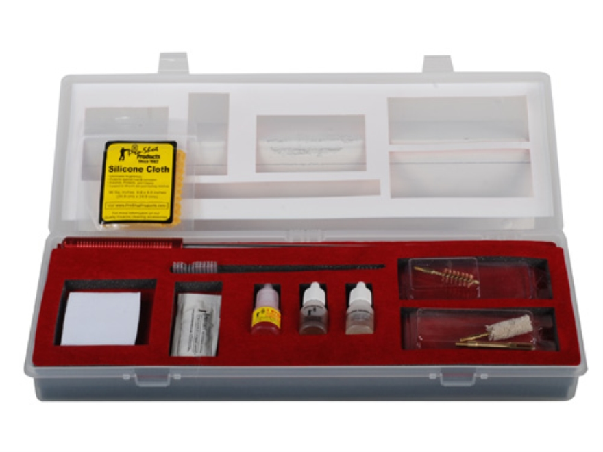 Pro-Shot Classic Professional Pistol Gun Cleaning Kit 40, 41 Caliber 10mm