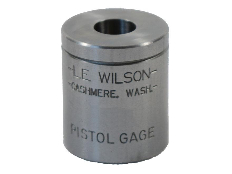 L.E. Wilson Max Cartridge Gage 45 ACP