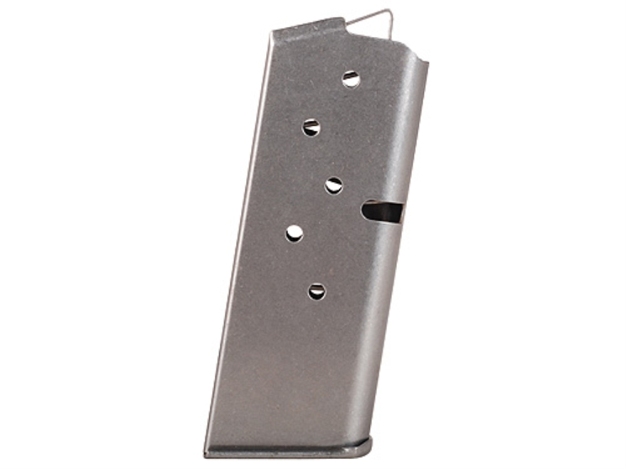 Colt Magazine Colt Pocket Nine 9mm Luger 6-Round Stainless Steel