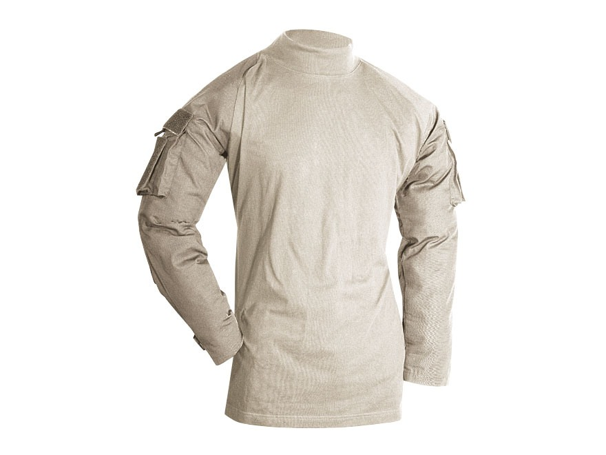 Voodoo Tactical Combat Shirt Cotton and Cotton Polyester Ripstop