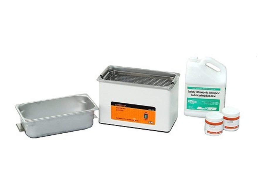 L&R HCS200 Ultrasonics Firearm Cleaning Kit