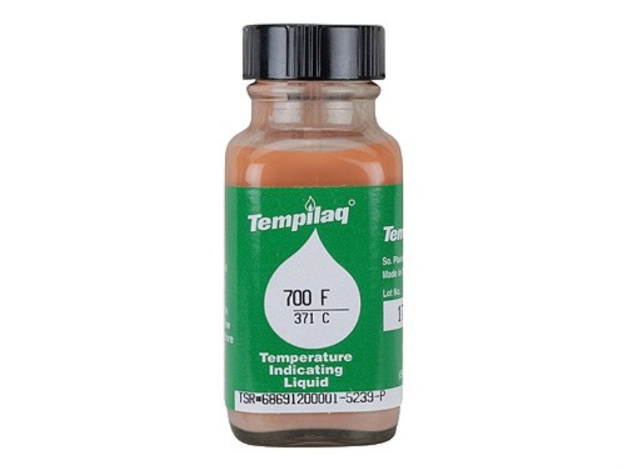 Tempilaq Temperature Indicator 700 Degree 2 oz