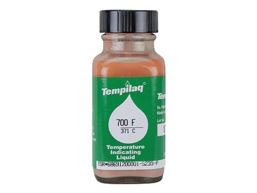 Tempilaq Temperature Indicator 700 Degree 2 oz