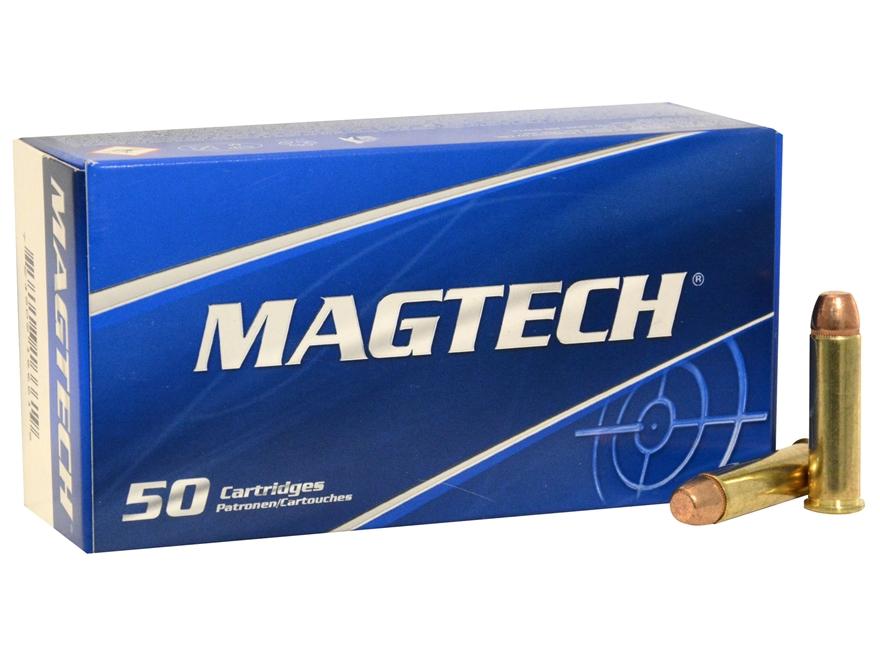 Magtech Sport Ammunition 357 Magnum 158 Grain Full Metal Jacket