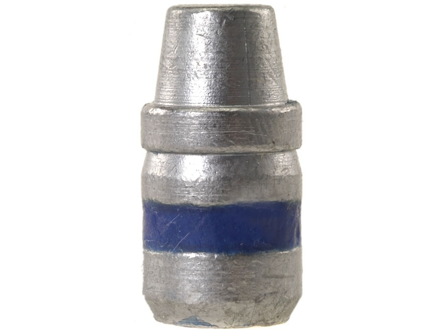Meister Hard Cast Bullets 38 Caliber (357 Diameter) 158 Grain Lead Semi-Wadcutter Box o...