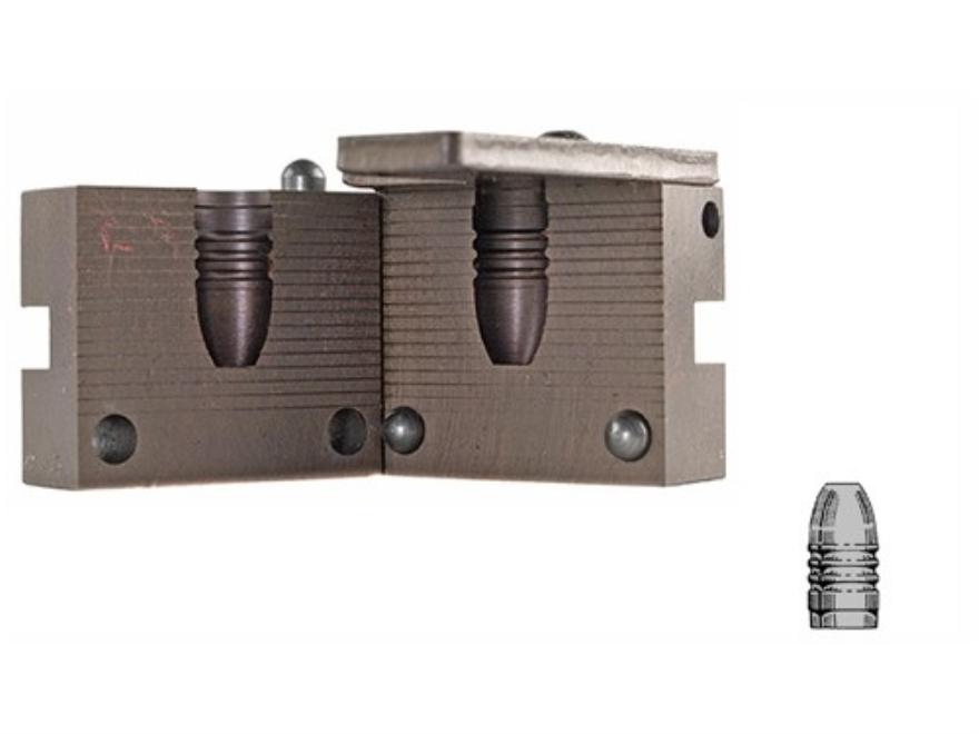 Saeco 1-Cavity Magnum Bullet Mold #017 45 Caliber (458-459 Diameter) 350 Grain Flat Nose Gas Check