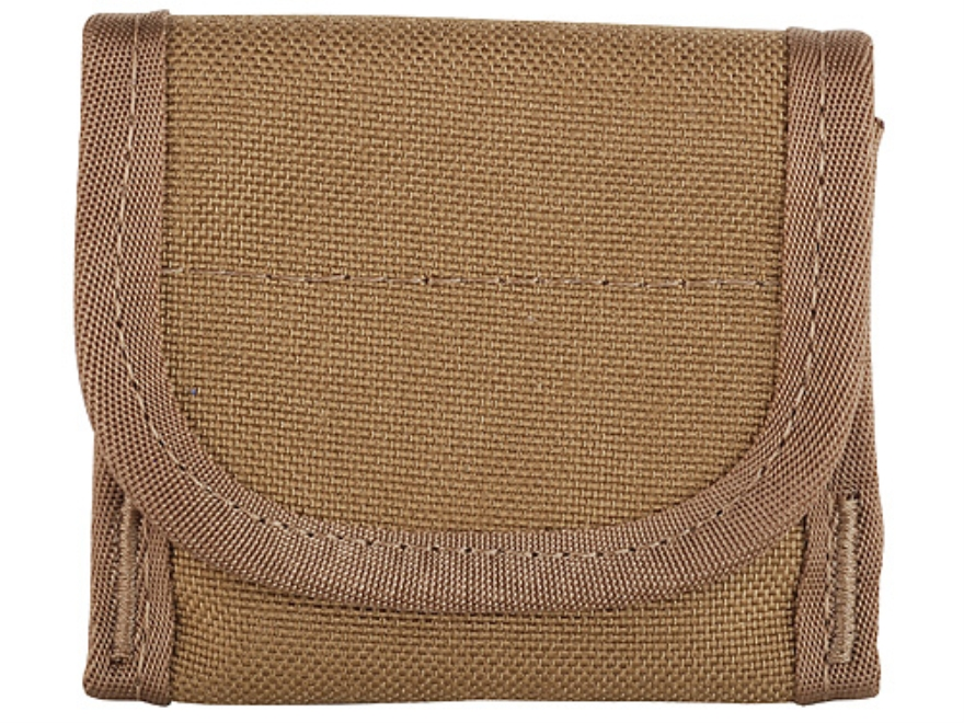 Tuff Products Small Quickstrip Belt Pouch Nylon, Coyote Brown