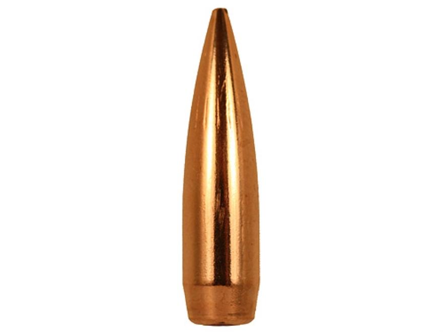 Berger Target Bullets 30 Caliber (308 Diameter) 155.5 Grain Fullbore Hollow Point Boat ...