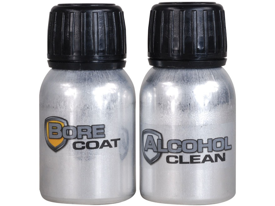 DynaTek Bore Coat 1 oz and Alcohol Cleaner 1 oz Aluminum Canister