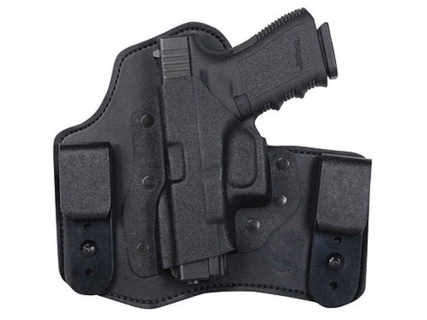 "DeSantis Intruder Inside the Waistband Holster Left Hand Springfield XDM 4.5"" with Crim..."