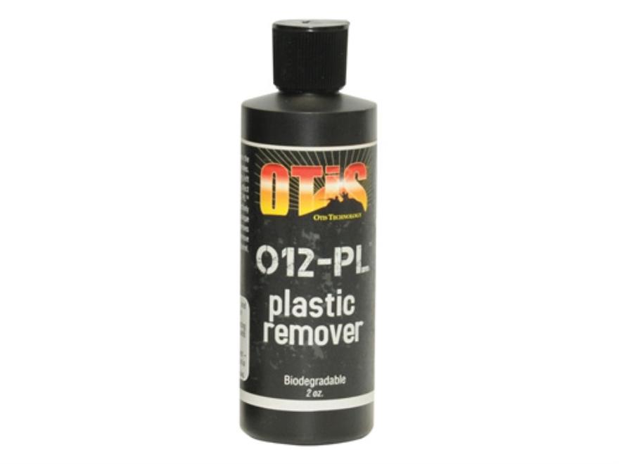 Otis O12-PL Plastic Remover 2 oz Liquid